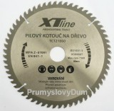 160x2,1x20 (16)mm XTline 60zubù Pilový kotouè SK plátky
