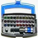 32-dílná Sada bitù s magnetic. držákem NAREX 901