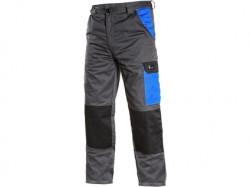 Kalhoty CXS PHOENIX CEFEUS šedo-modrá