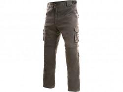 Kalhoty VENATOR khaki, odnímatelné nohavice DOPRODEJ