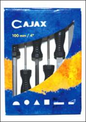 Sada pilníků 100mm AJAX 6ks