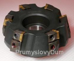 Frézovací hlava PRAMET 160mm 160C10R-W75SP12D