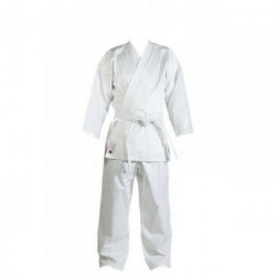 Kimono KARATE s páskem vel.6 (190cm) barva bílá