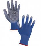 Oblíbené prac. rukavice DOTS