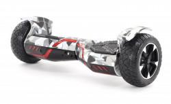 VeGA VIRON GPX-04 GREY-CAMO hoverboard, dojezd 20km, nosnost 120kg