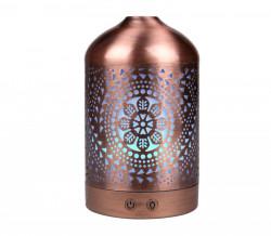Aroma difuzér ORIENT, osvìžovaè a zvlhèovaè vzduchu, kovový