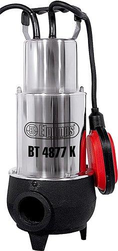 ELPUMPS BT 4877 INOX Kalové čerpadlo do septiků 900W