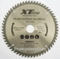180x2,2x30 (16, 20, 25,4)mm Pilový kotouè 60zubù XTline SK plátky