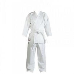 Kimono KARATE s páskem vel.0 (130cm) barva bílá