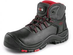 Pracovní obuv CXS ROCK GRANITE S3 kotníková, černá