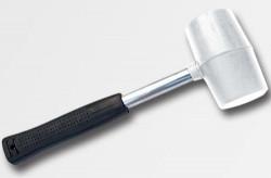 Palička gumová 75mm bílá P12626/B