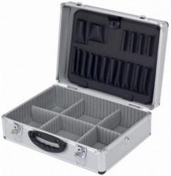 Kufr hliníkový na nářadí 45x32x16cm