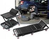 Montážní lehátko + sedák pro autoservisy