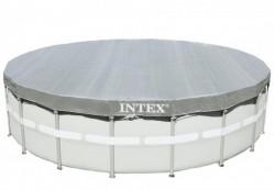 Bazénová plachta 488cm INTEX DE-LUXE