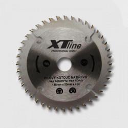 400x30/25,4 mm 100 zubů pílový kotouč PROFI trapézový XTline