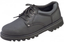 Pracovní obuv LOVEL polobotka černá vel. 38,39 VÝPRODEJ