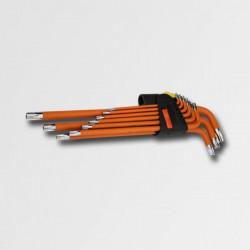 Sada torx klíčů T10-T50 S2 CORONA PC6602