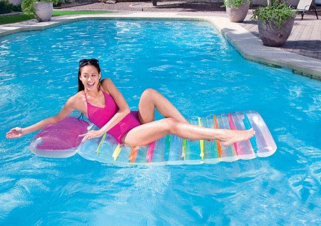 Bestway P43016 Nafukovací lehátko na vodu