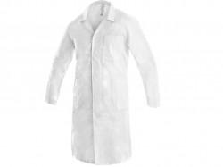 Pánský pracovní plášť ADAM bílý 1202
