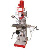HOLZMANN BF 500 frézka ISO40 posuv 600x230mm + SVÌRÁK, POUZDRA