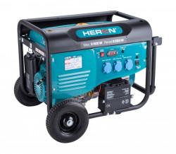 HERON 8896415 elektrocentrála benzínová 5,5kW/13HP, pro svařování
