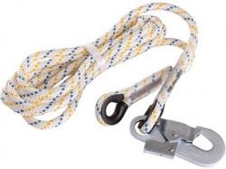 Pomocné lano LP 100 s karabinou, 5m