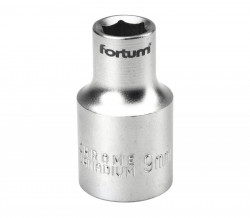 "1/2"" hlavice 9mm FORTUM"