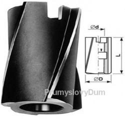 Výhrubník 31,6mm nástrčný 221414