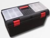 Box plastový STUFF 60cm s organizérem