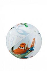 Nafukovací plážový míč barevný PLANES, prům. 61cm