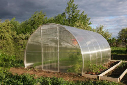 DNÌPR 3,14x6m PC 4mm skleník 18m2 + DÁRKY