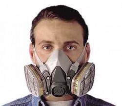 Ochranná maska 3M 6200 střední