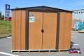 WOODLAKE 1012 zahradní domek 313x370cm