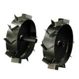 Kovová kola pro kultivátor MTD T/330, T/380 pár 196-261-678