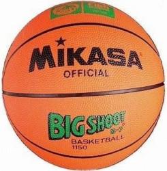 Míč basketbal MIKASA 1159 oranžový vel. 6
