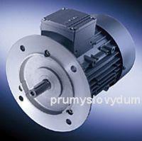 Motor 7,5kW 1455ot/min velká příruba výr. Siemens