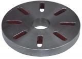 Lícní deska pr. 265 mm pro soustruh TU 2807 OPTIMUM