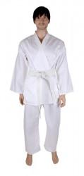 Kimono KARATE s páskem vel.2 (150cm) barva bílá