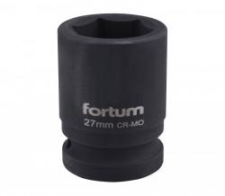 """27mm průmyslová hlavice 3/4"""" FORTUM"""
