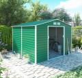GAH 706 ZELENÝ zahradní domek 277x255cm