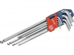 EXTOL PREMIUM 8819312 imbusové klíèe 1,5-10mm 9ks prodl.