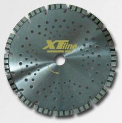 125 mm EXTREM laser diamantový kotouč XTline