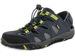 Obuv sandál CXS ATACAMA modro-žlutý