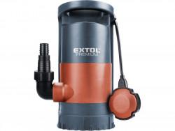 EXTOL PREMIUM SP 900 kalové čerpadlo 3v1 900W + RUKAVICE