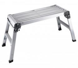 EXTOL PREMIUM pracovní plošina skládací, rozměry: d.103 x š.41 x v.51cm nosnost 150kg