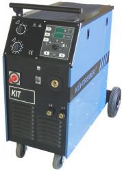 KIT 305 SYNERGIC Svářečka CO2 + 4m hořák, kukla, ventil