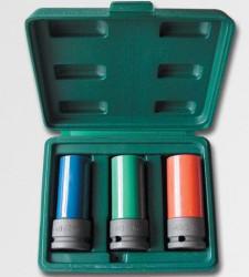 "Hlavice pro utahováky 17-19-21mm 1/2"" HONITON H1803"