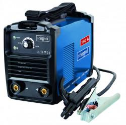 Scheppach WSE900 svářecí invertor 160A + ELEKTRODY