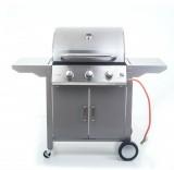 OKLAHOMA BBQ Premium Line Plynový gril + PLACHTA