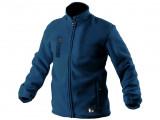 Bunda CXS OTAWA, fleecová, modrá